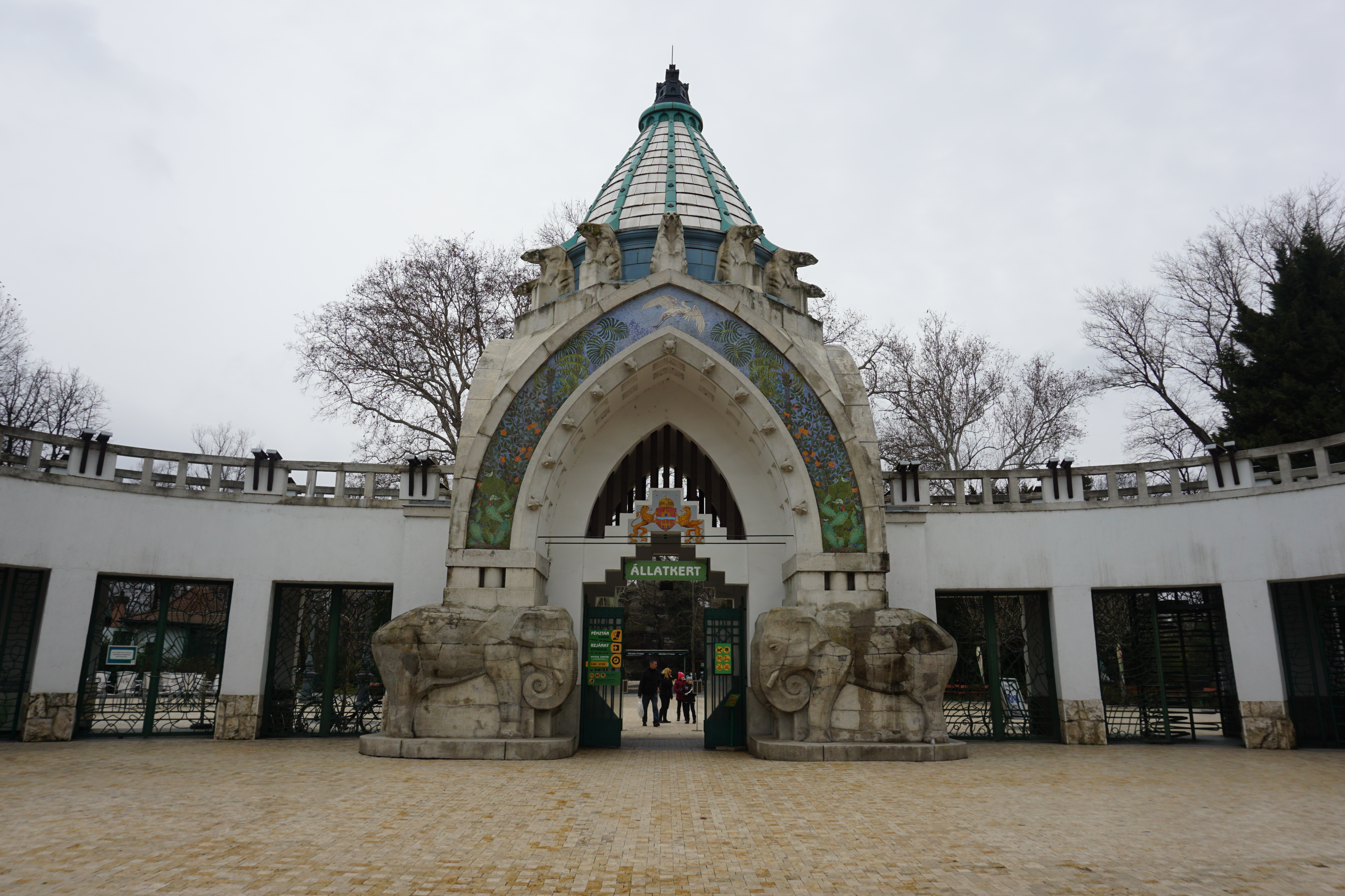 Things to Do in Budapest - Budapest Zoo